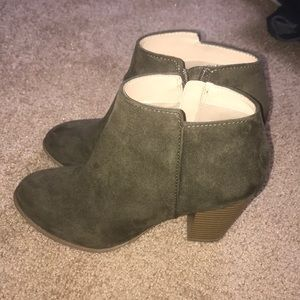 Fall Sueded Bootie